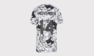 ELEVENPARIS x Movember 2014 T-Shirt