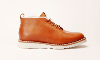FEIT Fall/Winter 2014 Wool Double Stitchdown Boot