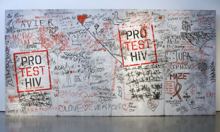 "Futura, Scott Campbell, Dustin Yellin & More Contribute Artworks for ""UNAIDS"" Campaign"