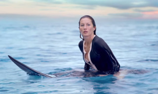 Watch Gisele Bündchen Surf in the New Chanel No. 5 Film