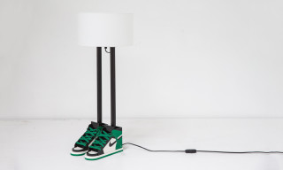 "Grotesk x Case Studyo 6ft 6in Lamp ""Boston"""