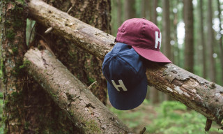 Herschel Supply Co. x Ebbets Field Flannels Holiday 2014 Headwear Collection