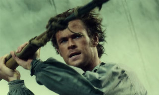 Watch the Official Teaser Trailer for Ron Howard's 'In the Heart of the Sea' starring Chris Hemsworth