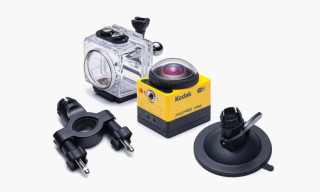 Kodak Releases 360-Degree Action Camera