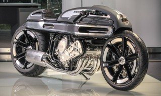 Krugger Motorcycles Turns BMW K1600 Motorcycle Into a Beast