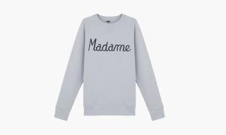 "Maison Kitsuné Fall/Winter 2014 ""Madame"" Capsule Collection"