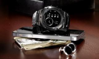 Michael Bastian x Hewlett-Packard MB Chronowing Smartwatch