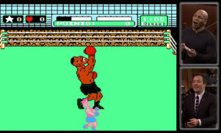 Watch Mike Tyson Fight Mike Tyson in 'Punch-Out!!'