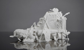 Modla x Damilola Odusote Converse Chuck Taylor All Star 3D-Printed Sculpture