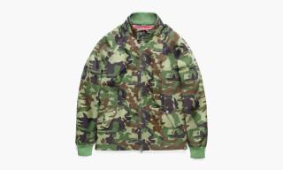 """nanamica x Baracuta N9 """"Camouflage"""" Jacket"""