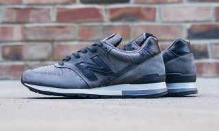 "New Balance Distinct Authors ML966DGY ""Dark Grey"""