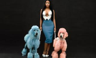 Nicki Minaj stars in 'GQ' November 2014