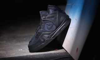 "Nike Air Tech Challenge II ""Black Obsidian"""
