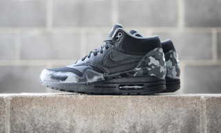 "Nike Fall 2014 ""Black Camouflage"" Pack"