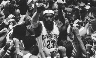 "Nike Celebrates LeBron James's Return to Cleveland in ""Together"""