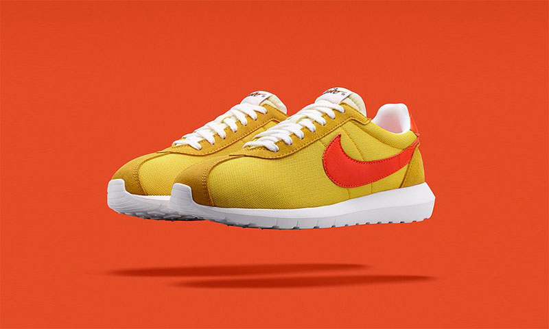new products 5d6d2 cc9ac cheap Nike Roshe LD1000 SP   University Gold Orange Blaze Highsnobiety
