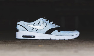 "Nike SB Eric Koston 2 Max ""Black/Silver/White Reflective"""