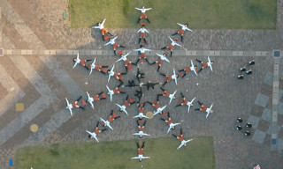 "Watch OK Go's Amazing Drone Video for ""I Won't Let You Down"""