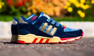 "Packer Shoes x adidas Originals EQT Running Support 93 ""SL 80"""