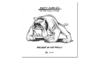 "Listen to Party Supplies' ""The Light in the Addict"" featuring Action Bronson & Black Atlass"