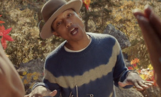 "Watch the Official Music Video for Pharrell and Daft Punk's ""Gust of Wind"""
