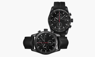 Porsche Design Announces In-House Production of Watch Line