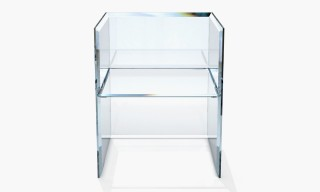 Prism Glass Chair for Glasitalia by Tokujin Yoshioka