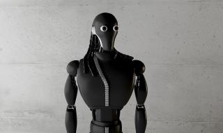 Rick Owens Robotics by Simeon Georgiev