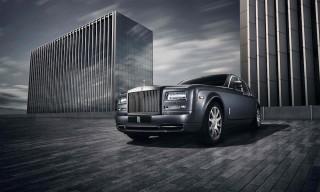 Rolls-Royce Debuts Phantom Metropolitan Collection