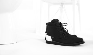 Vans OTW x Publish Brand Fall/Winter 2014 Breton Boot SE