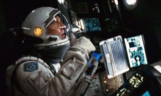 Watch the Third Official Trailer for Christopher Nolan's 'Interstellar'