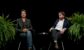 Watch Zach Galifianakis Interview Brad Pitt on 'Between Two Ferns'