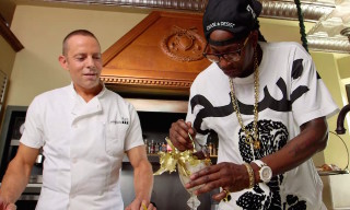 Watch 2 Chainz Eat a $1,000 Sundae in GQ's 'Most Expensivest Shit'