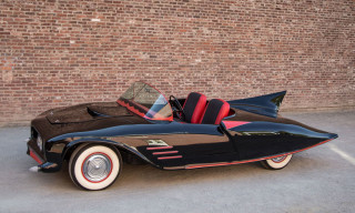 First Official Batmobile Ever Made is Up for Auction