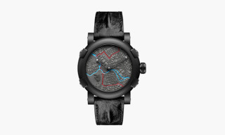 RJ–Romain Jerome x East Side Gallery Berlin Wall Timepiece