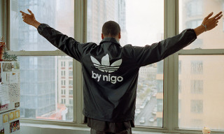 adidas Originals by NIGO Fall/Winter 2014 Lookbook featuring Ratking