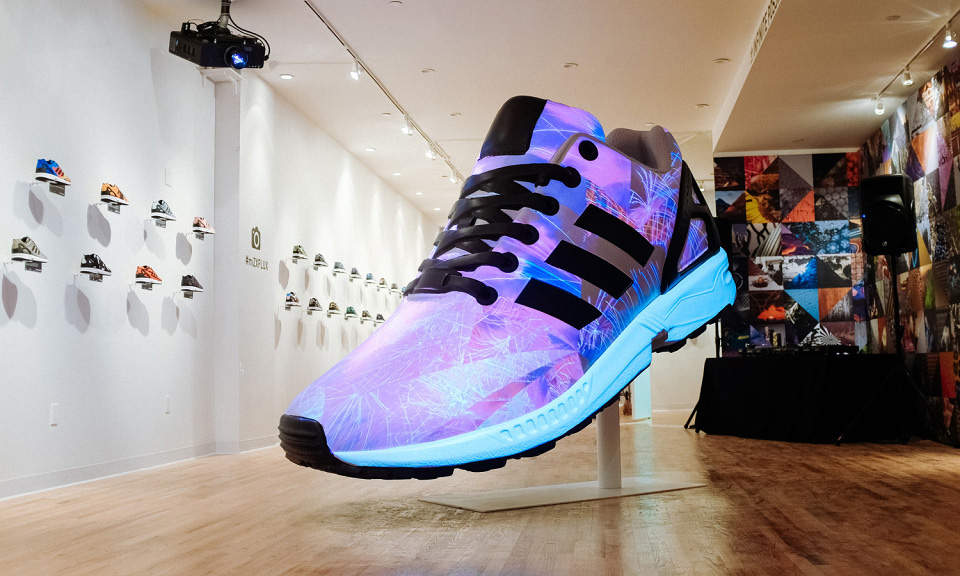 Adidas Flux Limited Edition