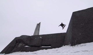 "adidas Snowboarding presents ""Nomad 3 of 3: TransSiberia"""
