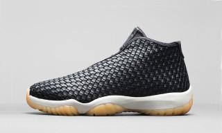 """Air Jordan Future Premium """"Black Leather"""""""