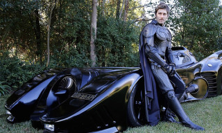 Street-Legal Batmobile Created in Australia