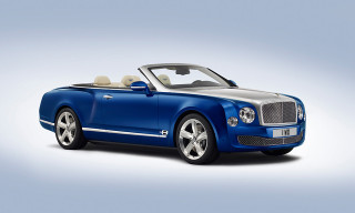 Bentley Unveils Grand Convertible