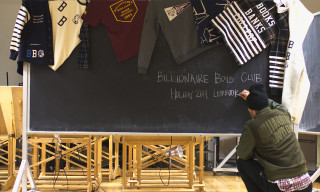 "Billionaire Boys Club Holiday 2014 ""Books Banks College"" Lookbook"