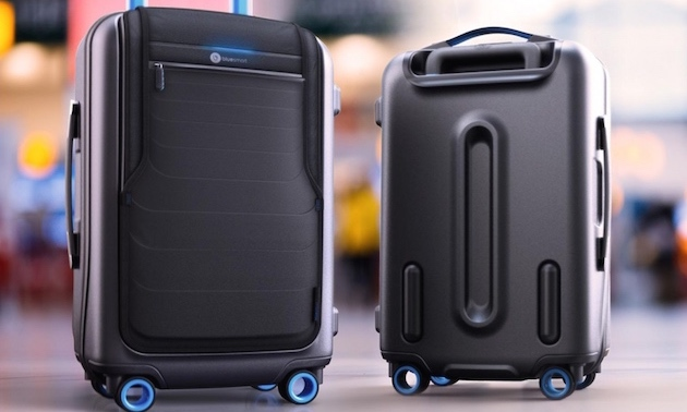 Bluesmart - Smart Luggage for iOS - Free download and ...