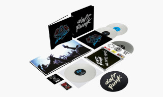 Daft Punk to Release Live Vinyl Box Set