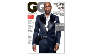 Dave Chappelle Covers GQ's Annual Men of the Year issue