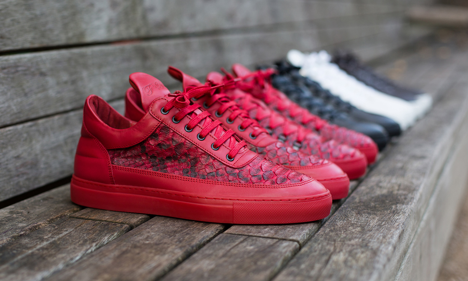End X Filling Pieces Fall Winter 2014 Pack Highsnobiety