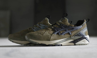 Foot Patrol x ASICS Gel Kayano