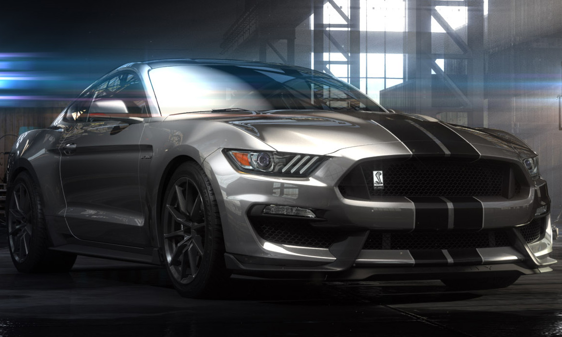 2015 Ford Shelby GT350 Mustang | Highsnobiety