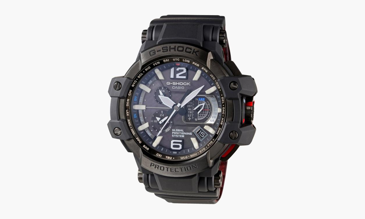Watch G-Shock x Royal Air Force GPW-1000RAF Watch video