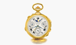 The Henry Graves Patek Philippe Supercomplication Watch Sells for Record-Breaking $24.4 Million USD